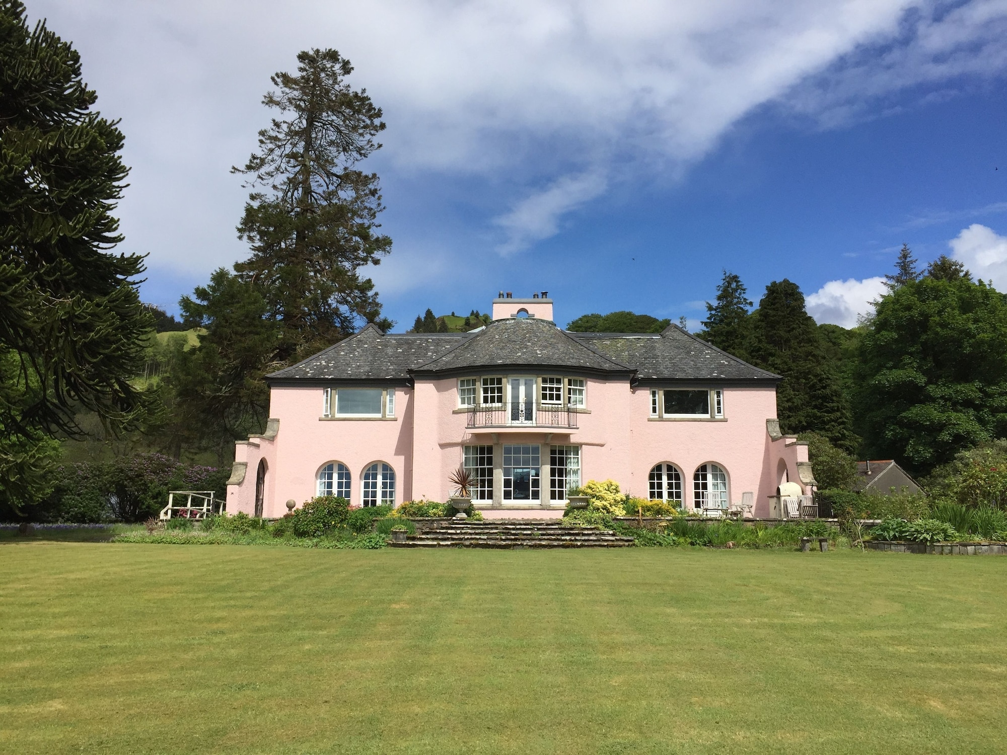 Melfort House, Argyll and Bute