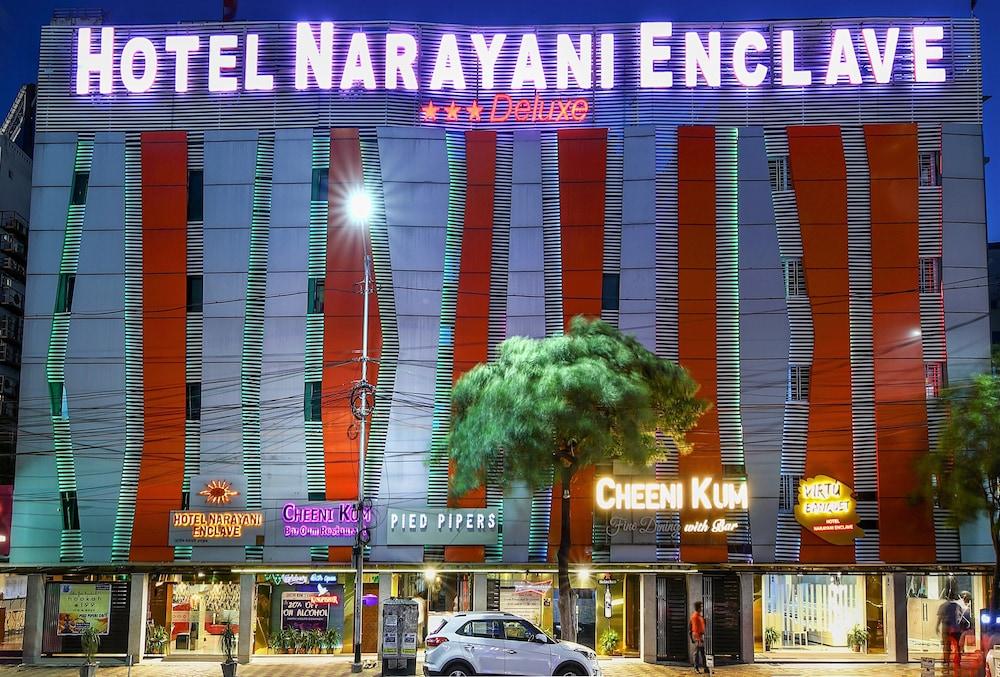 Hotel OYO 1053 Hotel Narayani Enclave