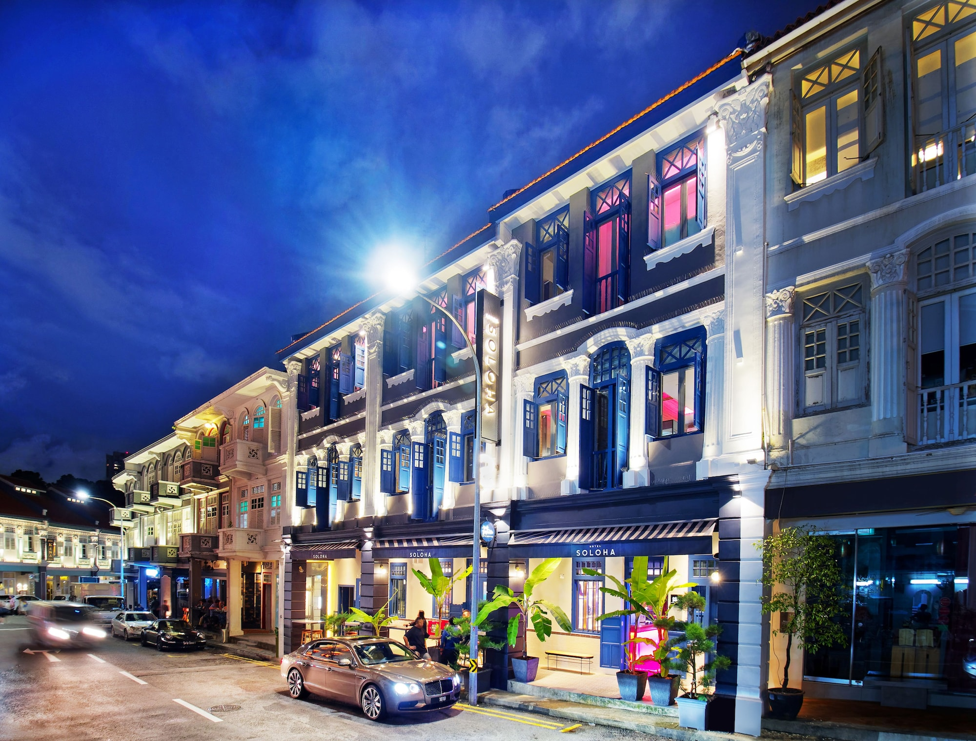 Hotel Soloha @ Chinatown, Outram