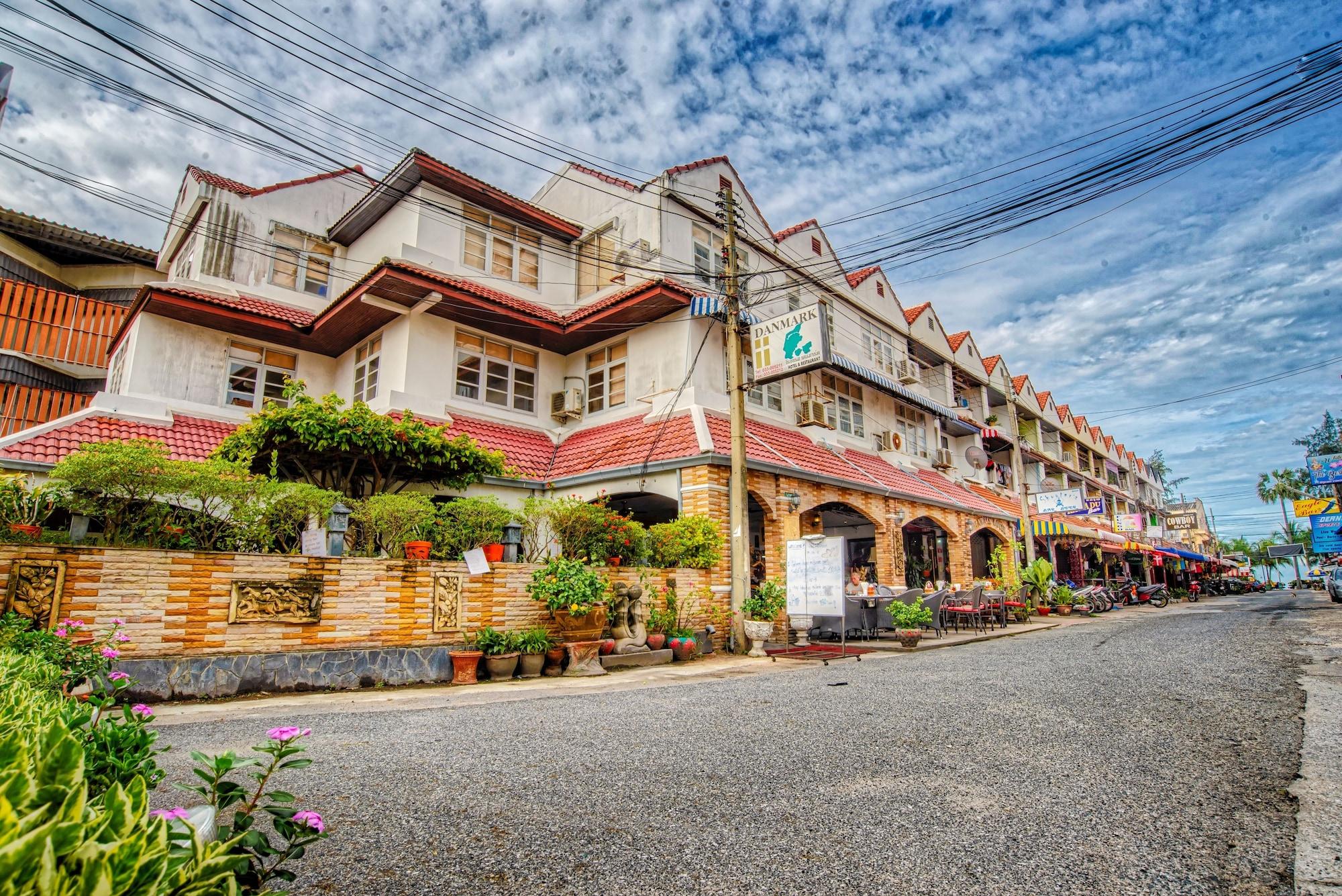 Hotel Danmark Jomtien Beach, Pattaya