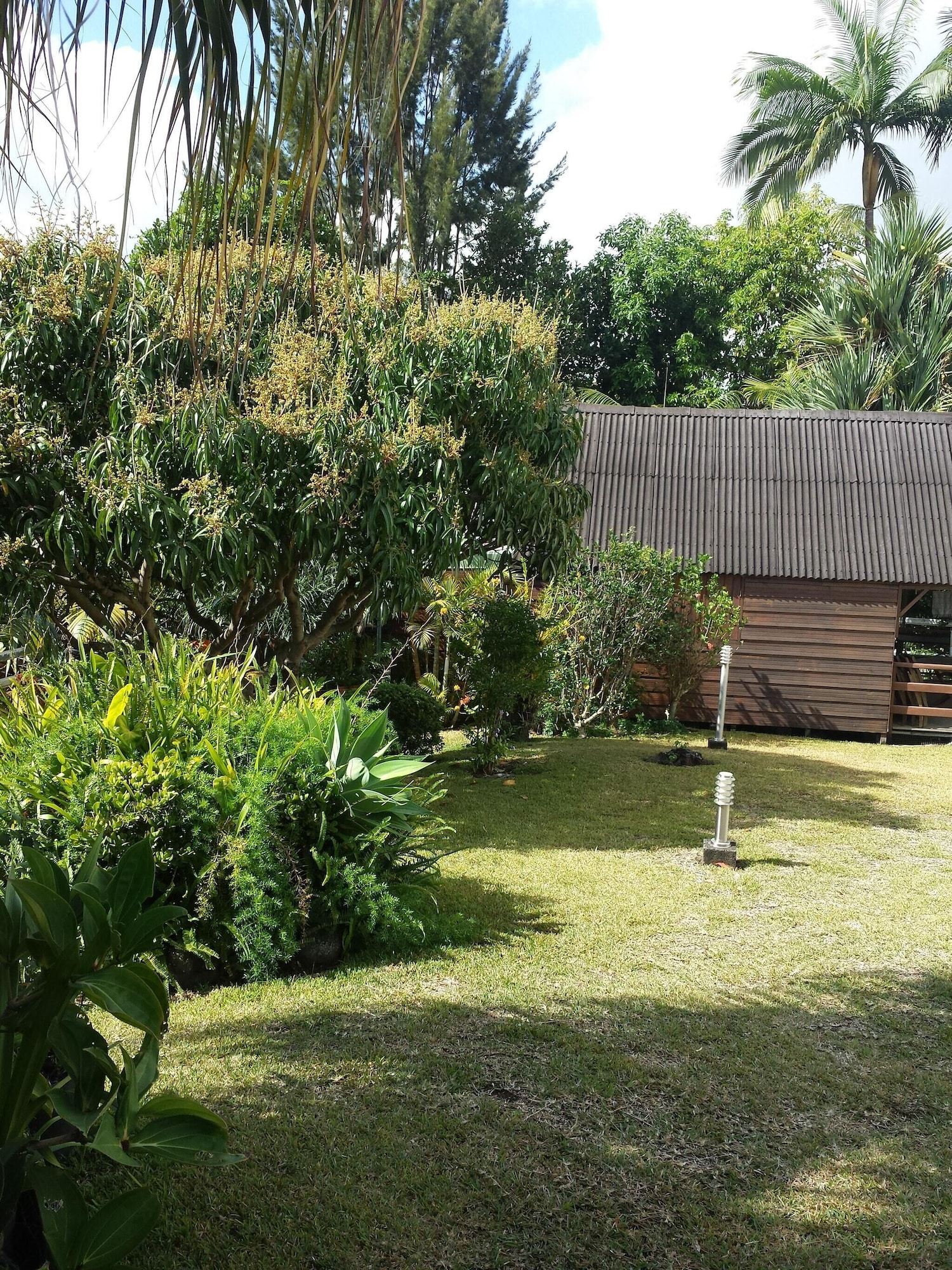 House With one Bedroom in Le Tampon, With Enclosed Garden - 10 km From the Beach, Le Tampon