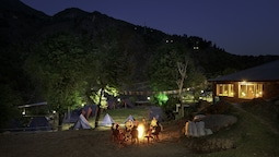Triund Camps Riverside Resort