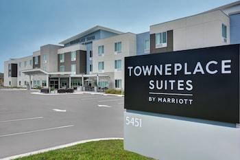 西布雷登頓薩拉索塔萬豪唐普雷斯套房飯店 TownePlace Suites by Marriott Sarasota Bradenton West