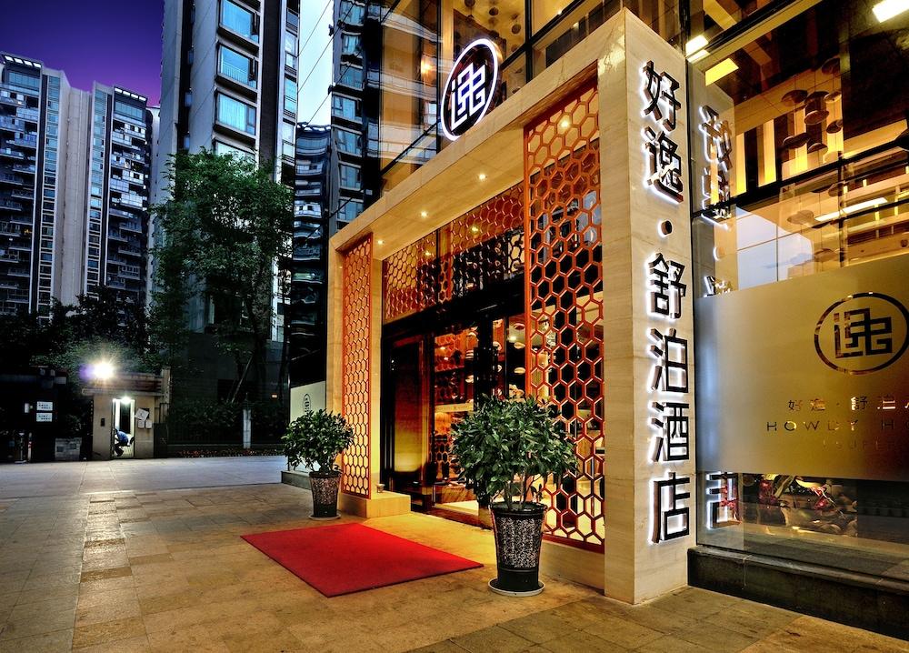 Chengdu Haoyi Shubo Hotel