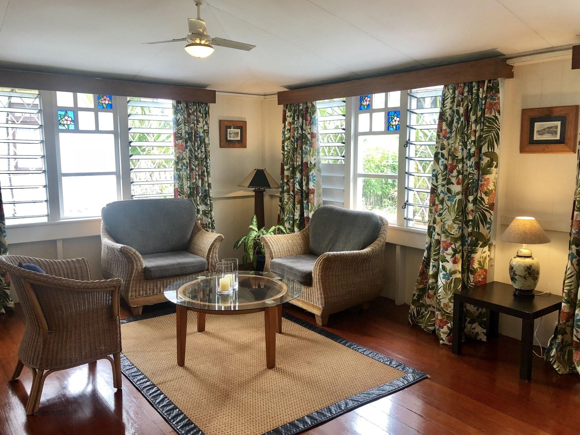 The Denison Cottage, Rewa