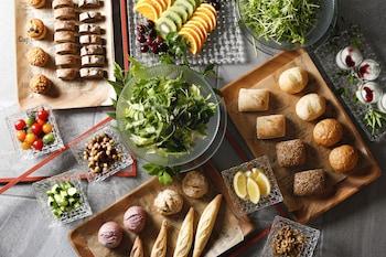 SPA TERRACE SHISUI Breakfast buffet