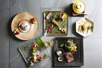 SPA TERRACE SHISUI Food and Drink