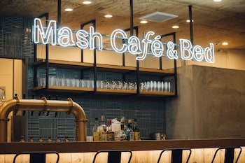 Mash Café & Bed NAGANO - Hostel