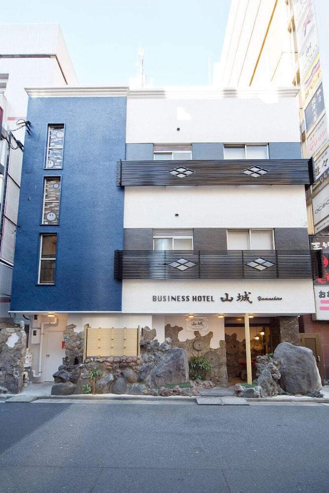 Hotel Business Hotel Yamashiro