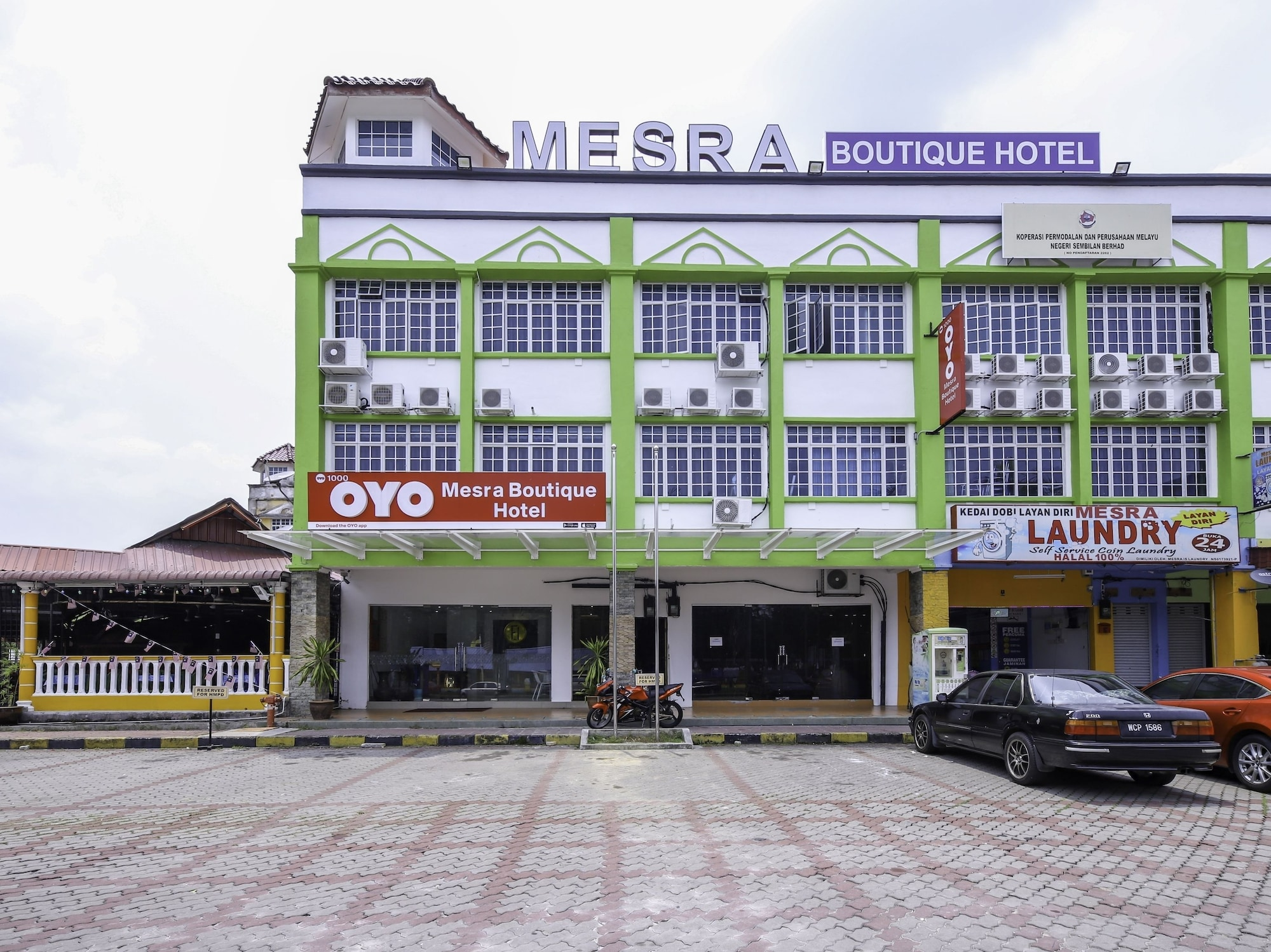 OYO 1000  Mesra Boutique Hotel, Port Dickson