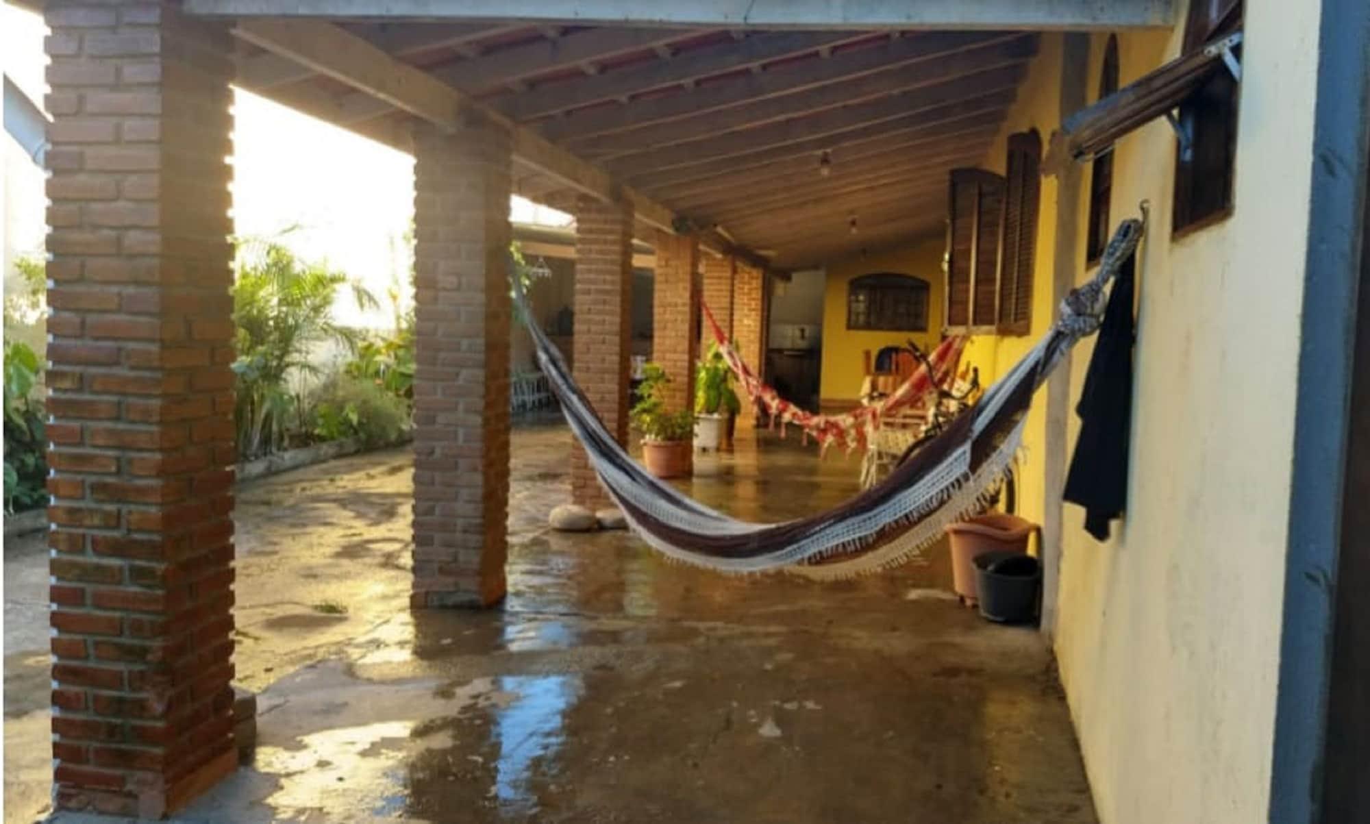 Casa na praia do Romance Caraguatatuba, Caraguatatuba