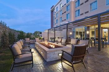 聖路易布蘭特伍德萬怡飯店 Courtyard by Marriott St. Louis Brentwood