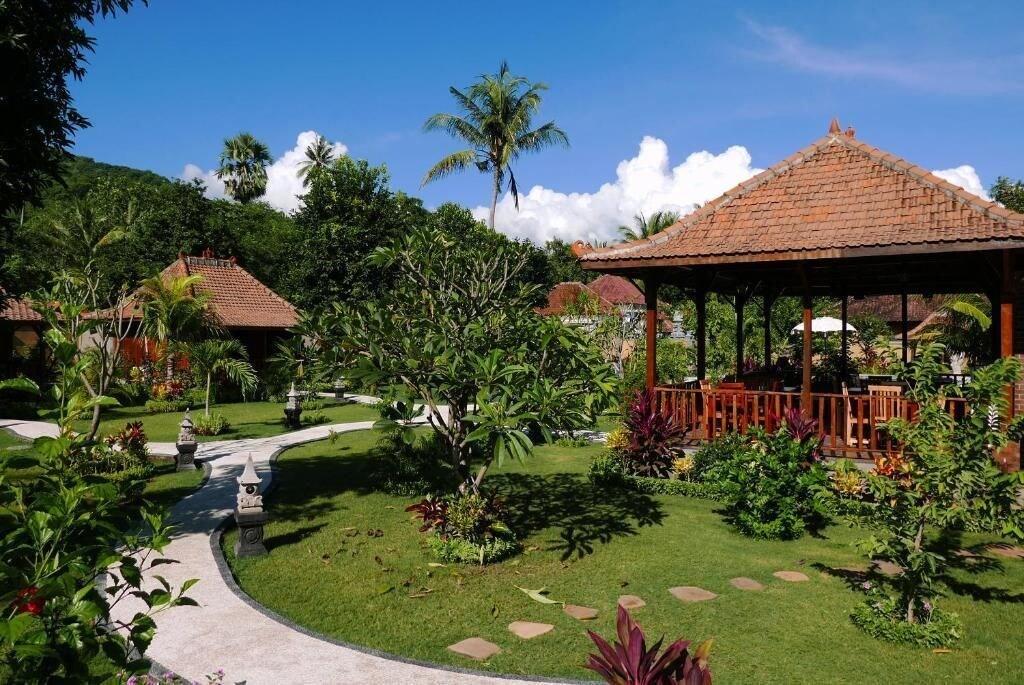Kubu Kangin Resort, Karangasem