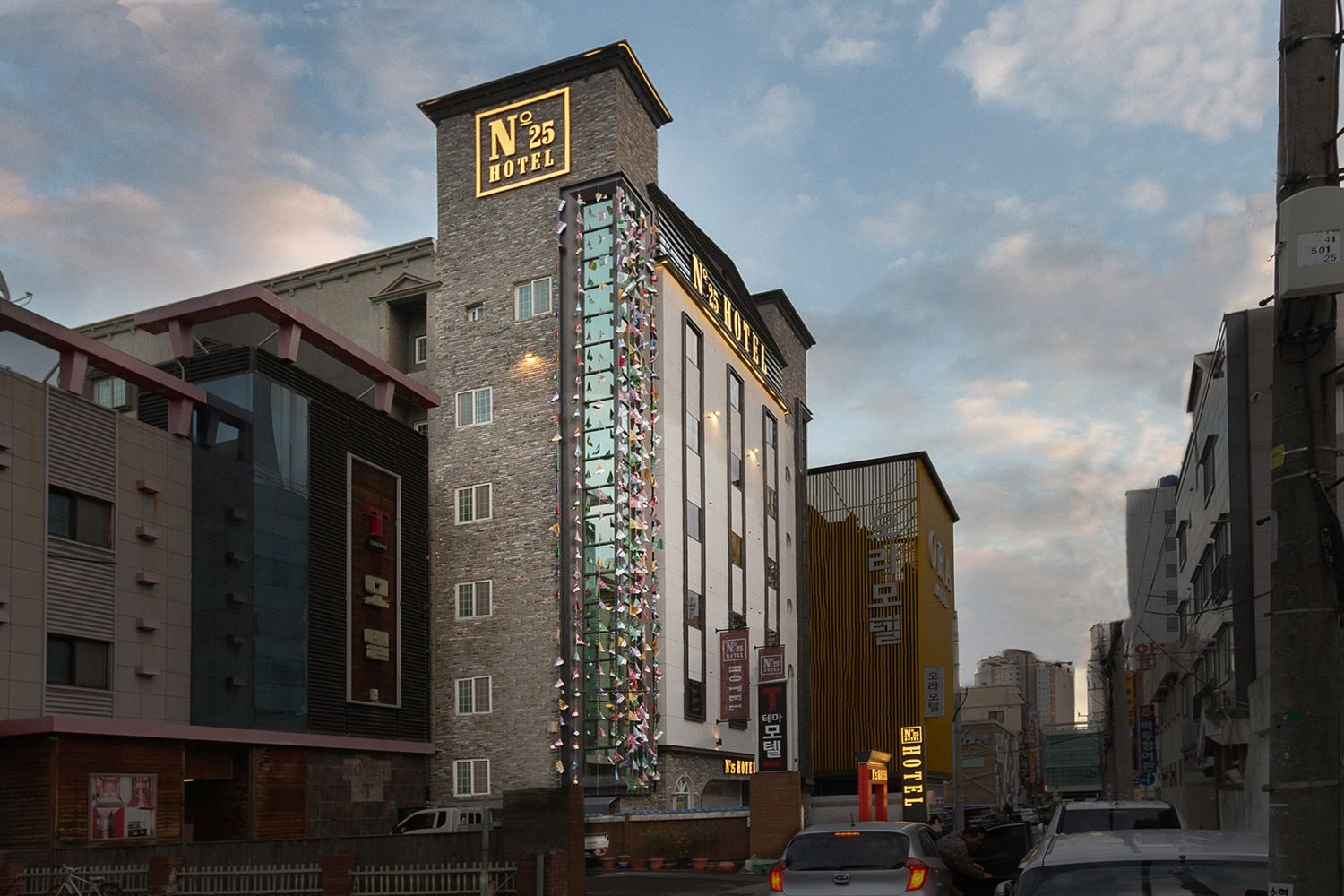 No25 HOTEL - Ulsan City Hall, Jung