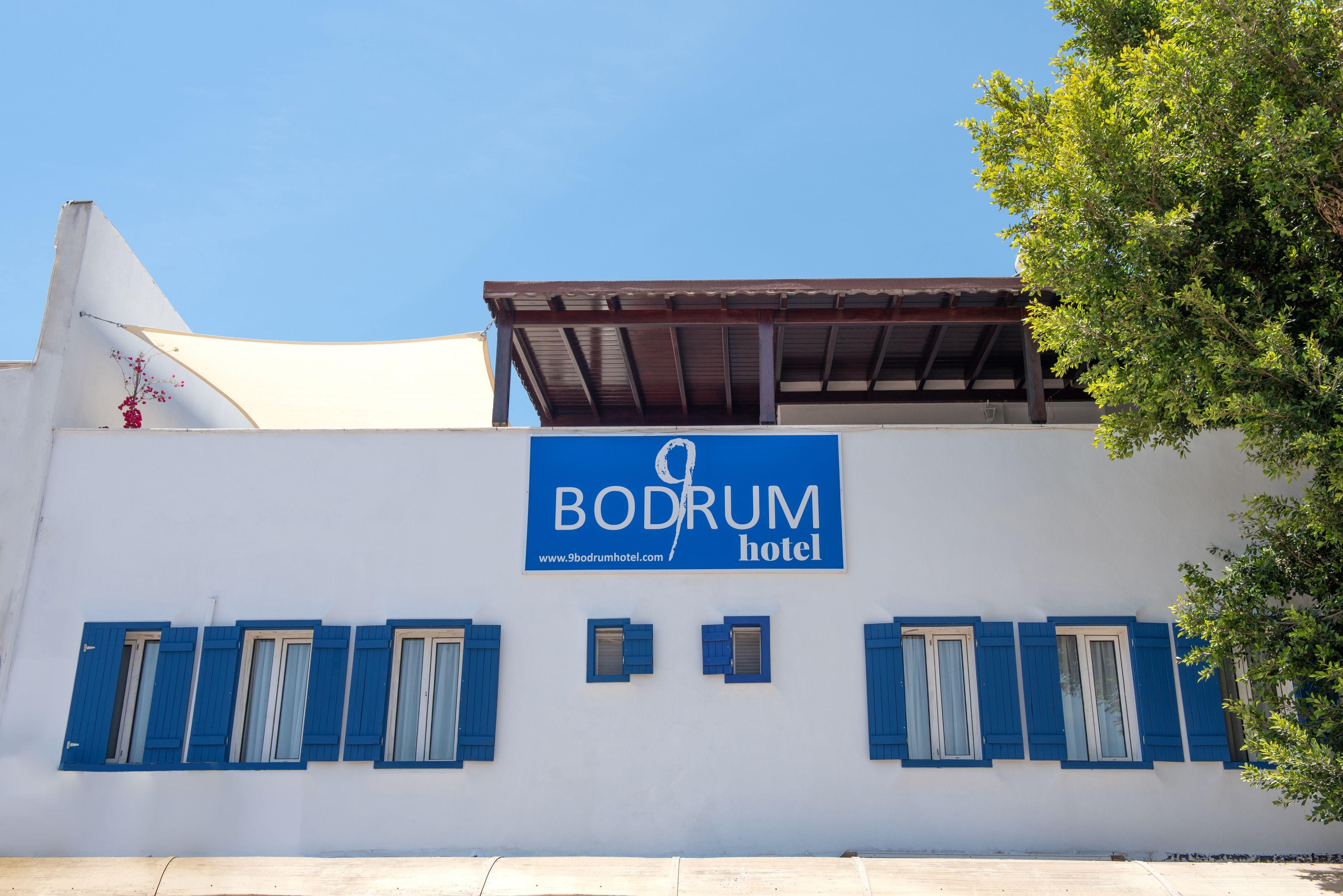 9bodrum Butik Hotel