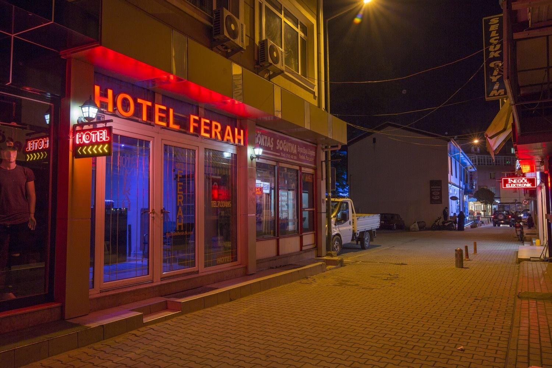 Ferah Hotel, İnegöl