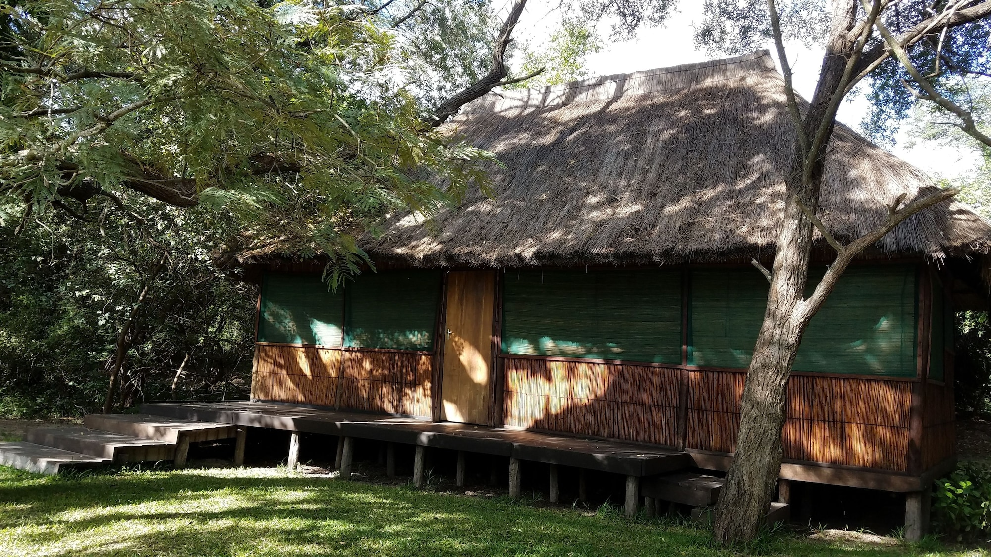 Kavumbu Camp, Sesheke