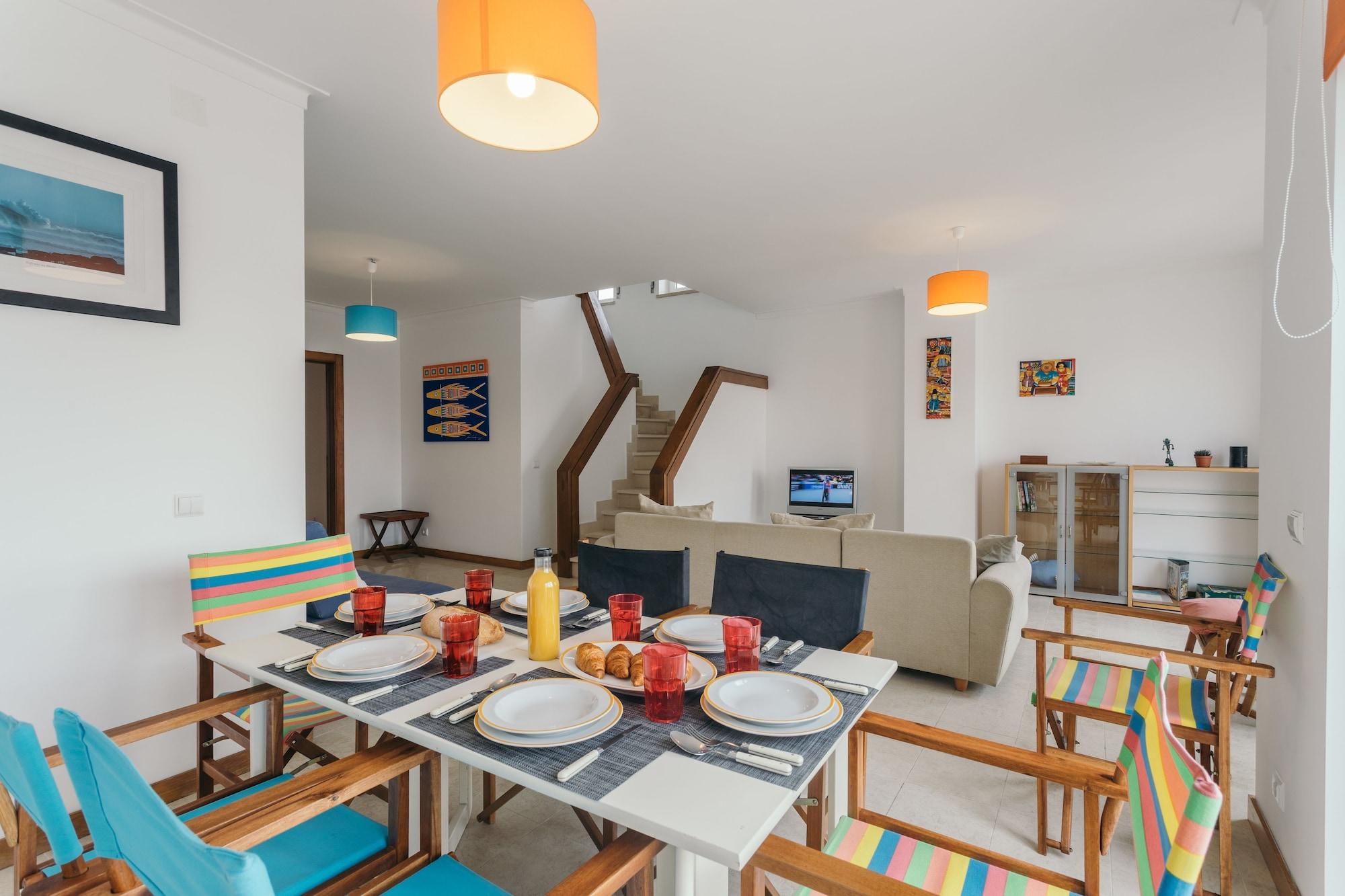 Best Houses 27 - Duplex Baleal Beach, Peniche