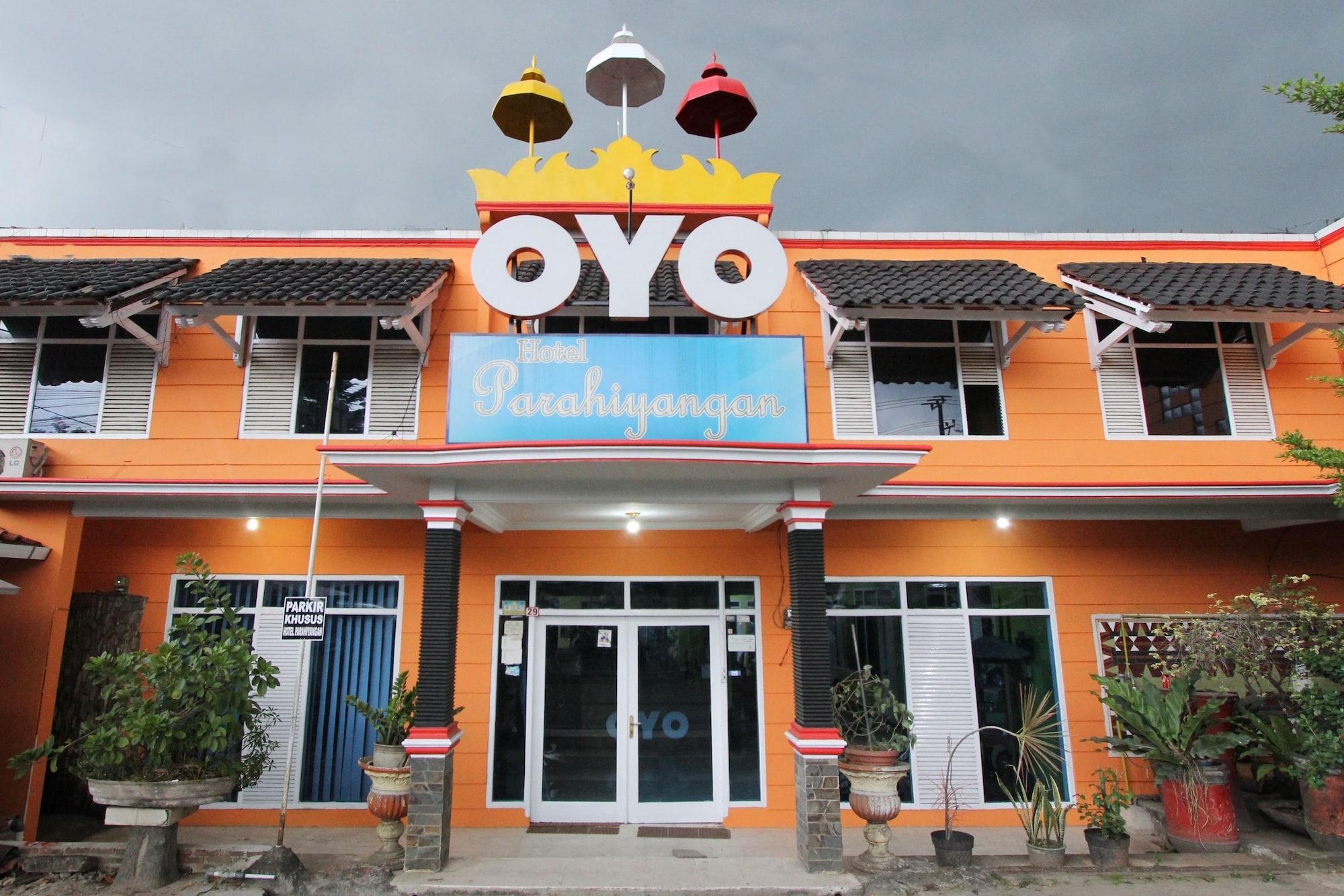 OYO 434 Hotel Parahiyangan, Bandar Lampung