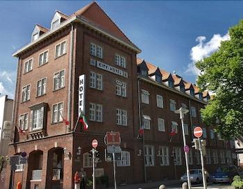 迪爾門霍爾斯特城市飯店 City-Hotel Delmenhorst