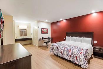 休士頓紅屋頂飯店 - 威洛布魯克 Red Roof Inn Houston - Willowbrook