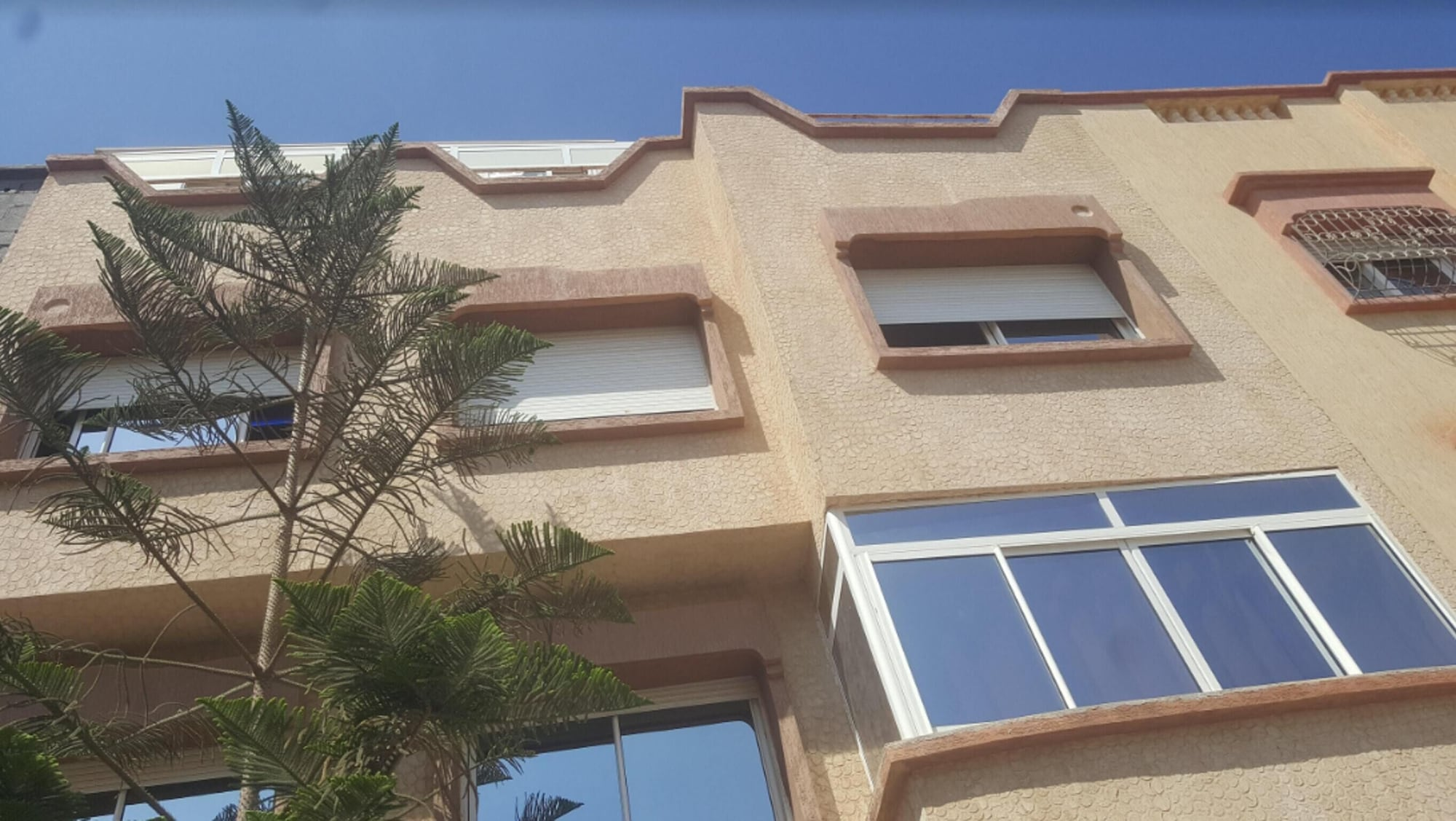 Apartment With one Bedroom in Agadir, With Furnished Garden and Wifi - 6 km From the Beach, Inezgane-Aït Melloul