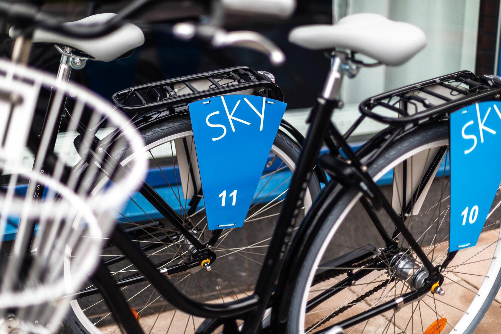 Sky Hotel Apartments City, Linköping