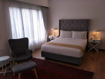 ザ ブティック レジデンス ホテル ペナン