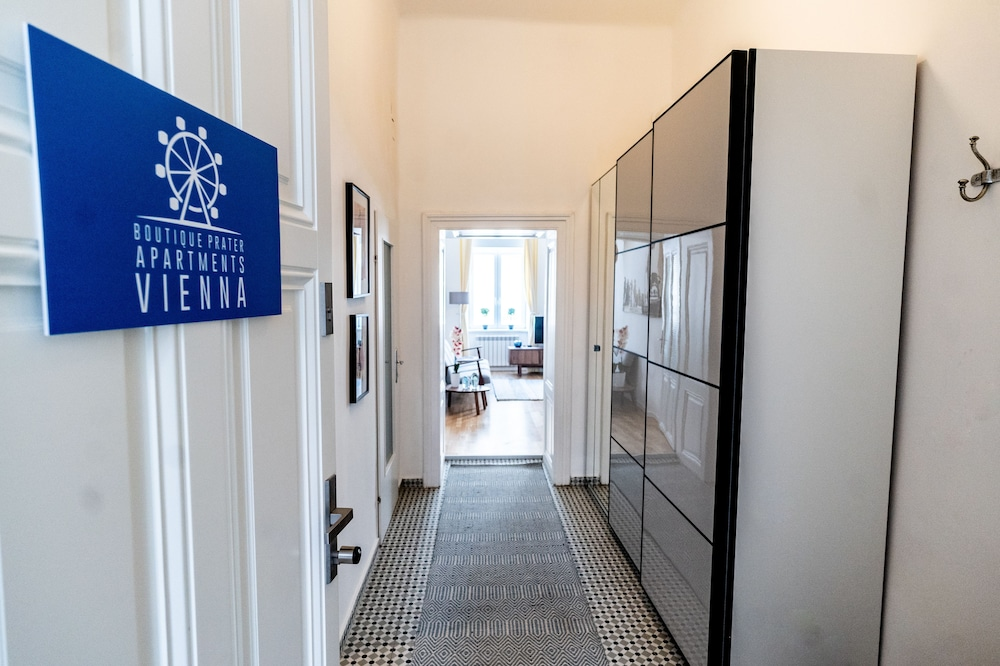 Boutique Prater Apartment Vienna