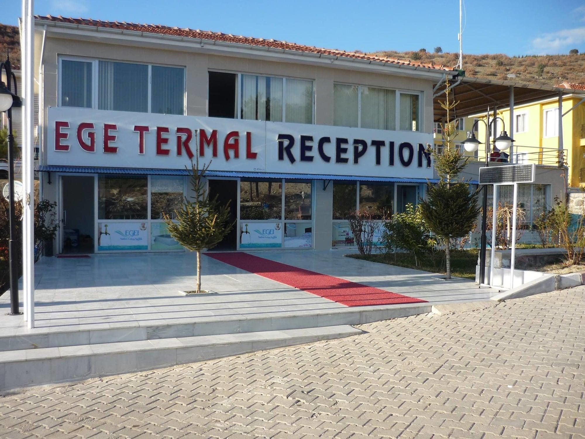 Ege Termal Apart Hotel, Simav