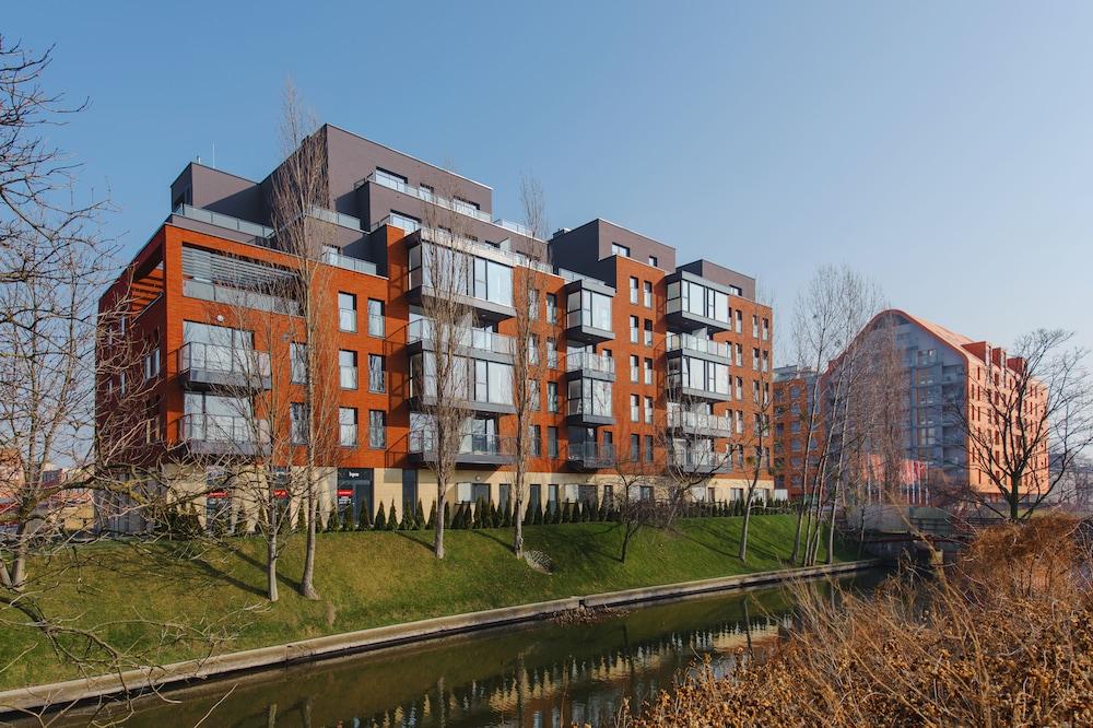 HotelApartinfo Chmielna Park Apartments