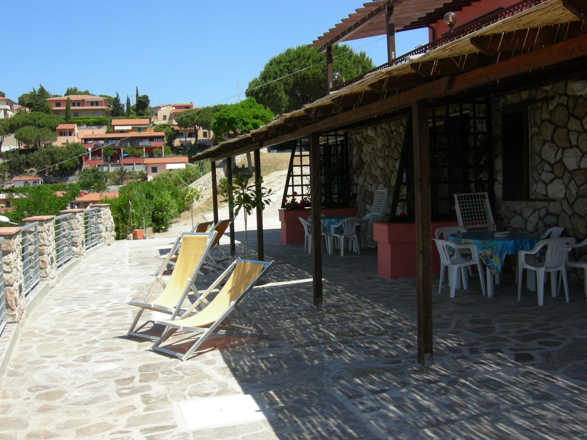 Struttura Turistica Villa Calamita, Livorno
