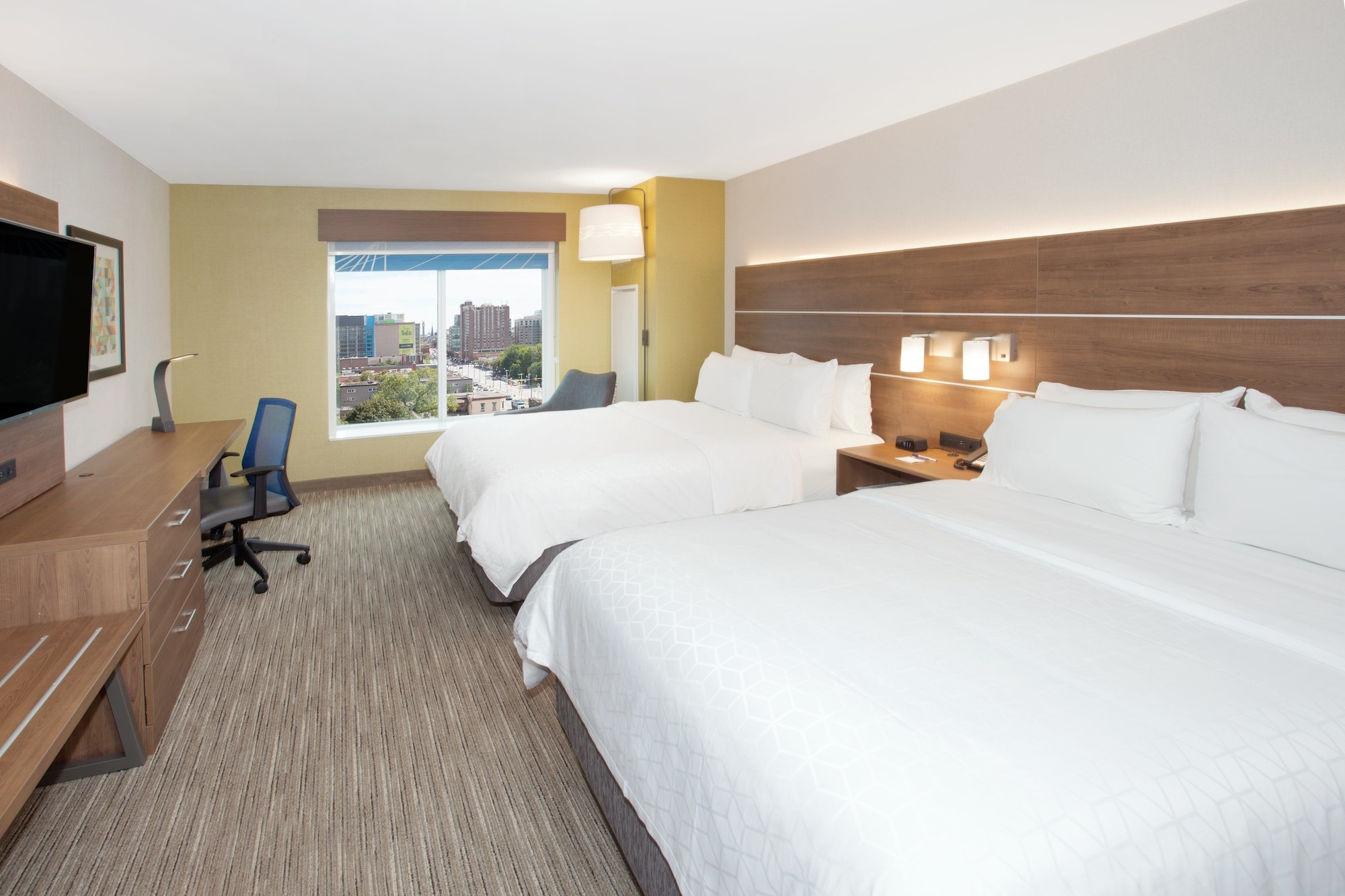 Holiday Inn Express And Suites Ottawa Downtown East, Ottawa