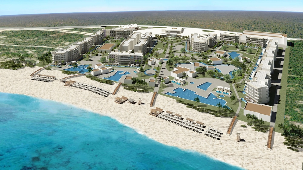 Planet Hollywood Beach Resort Cancun All Inclusive Costa
