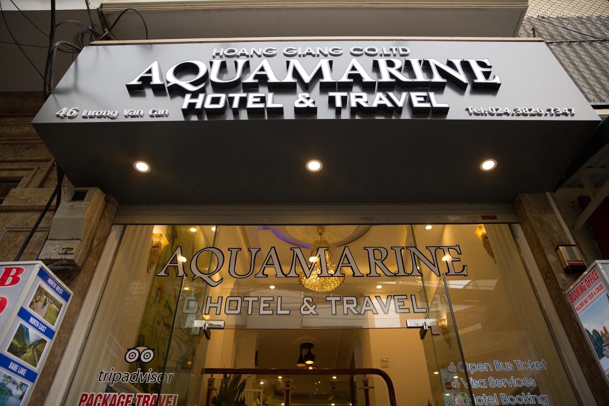 Aquamarine Hotel & Travel, Hoàn Kiếm