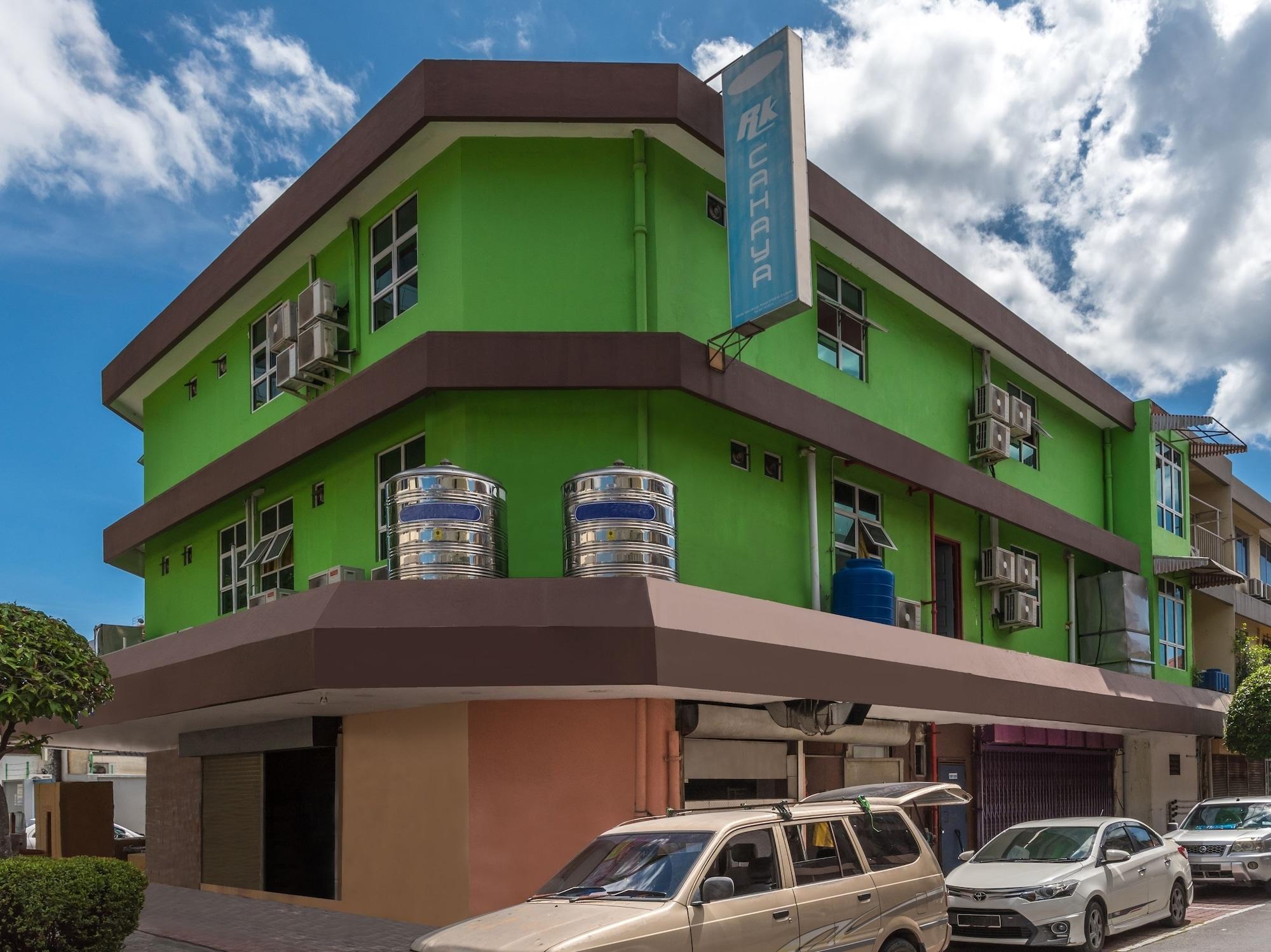 OYO 890 Hotel RK Cahaya, Labuan