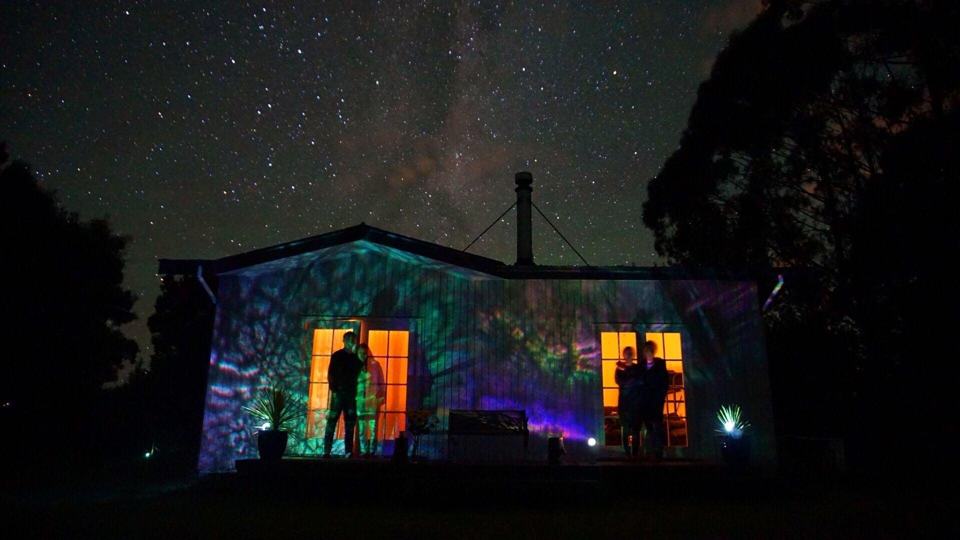 Fiery Peak Eco-Cottage, Timaru