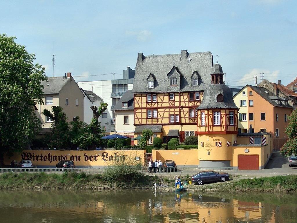 Historisches Wirtshaus an der Lahn, Rhein-Lahn-Kreis