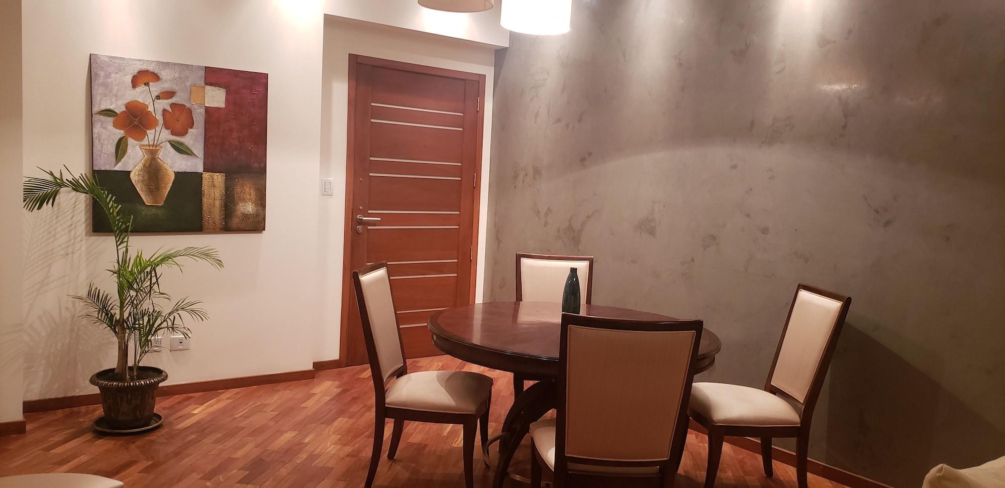 Portal Rent Apart 9, Cercado