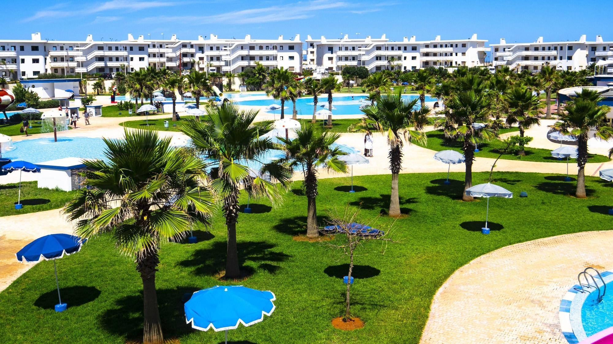 KENZ MEHDIA HOTEL RESORT AQUA PARK, Kénitra