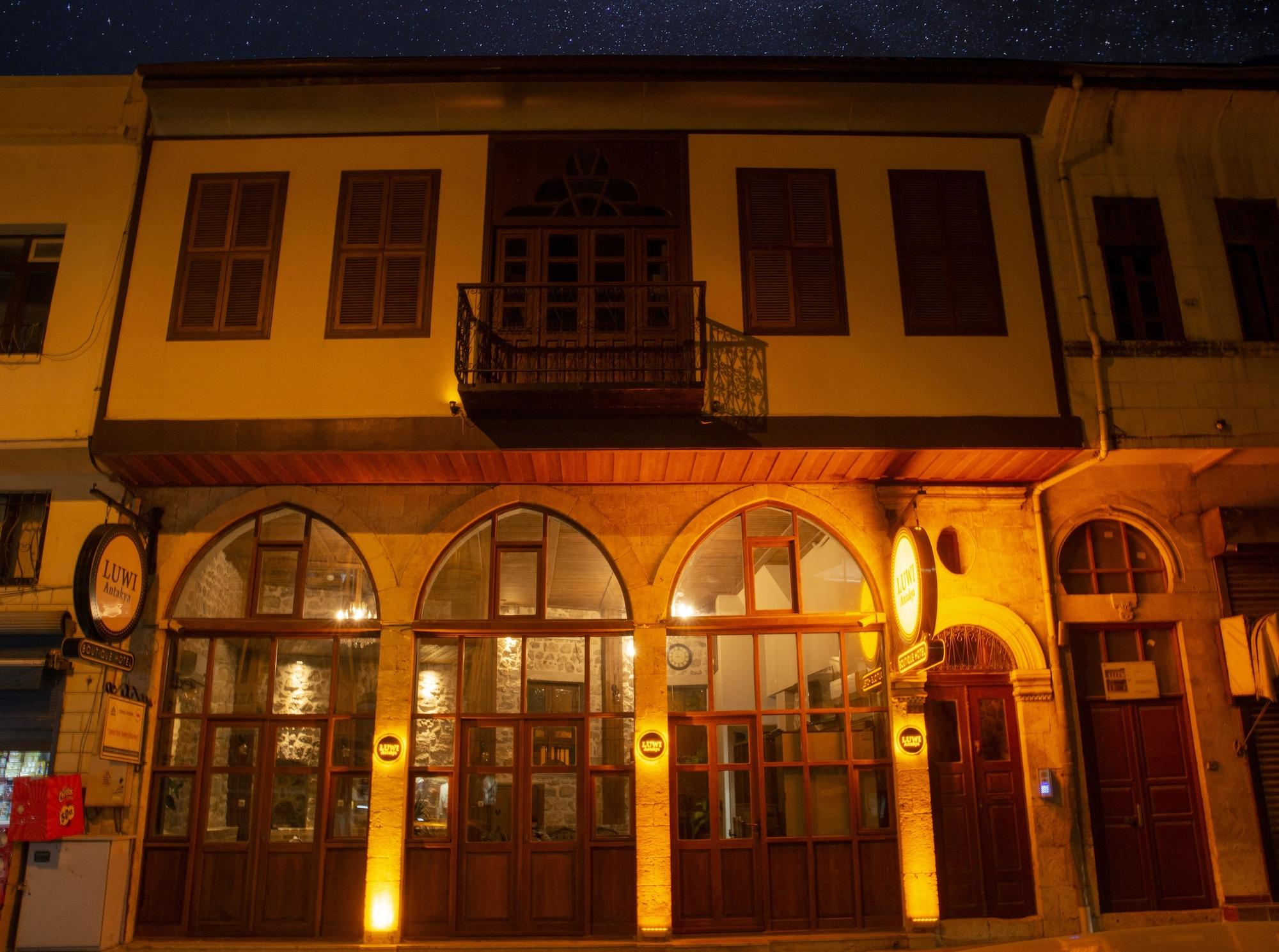 Luwi Antakya Boutique Hotel, Merkez