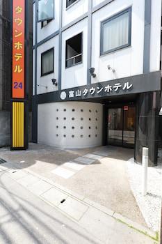 富山タウンホテル 24