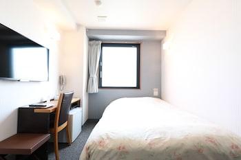 スタンダードセミダブルルーム 禁煙|13㎡|富山タウンホテル 24