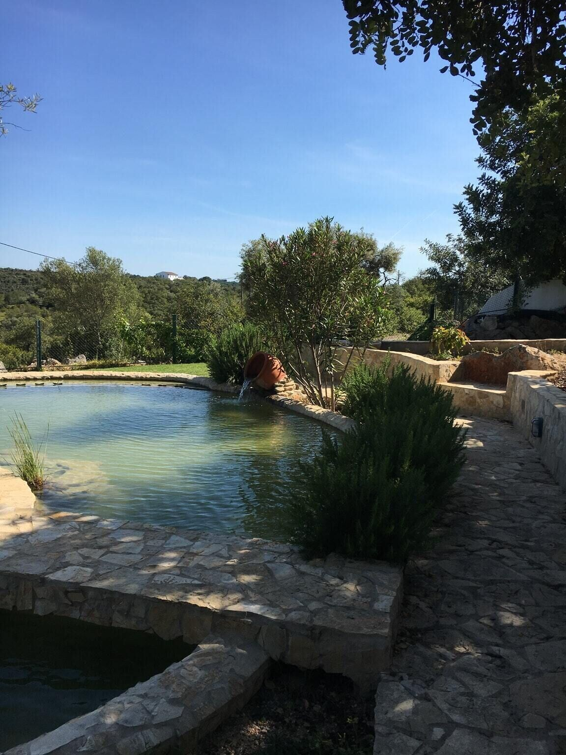 Villa With 4 Bedrooms in Tavira, With Wonderful Lake View, Private Pool, Enclosed Garden - 10 km From the Beach, Alcoutim