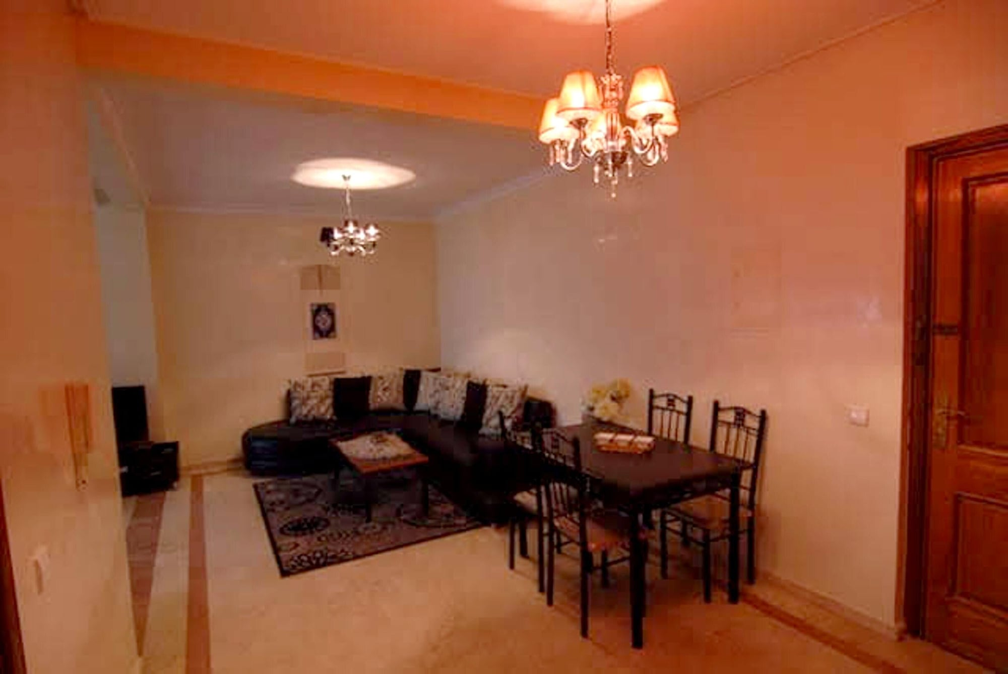 Apartment With 2 Bedrooms in Rabat, With Enclosed Garden and Wifi, Rabat