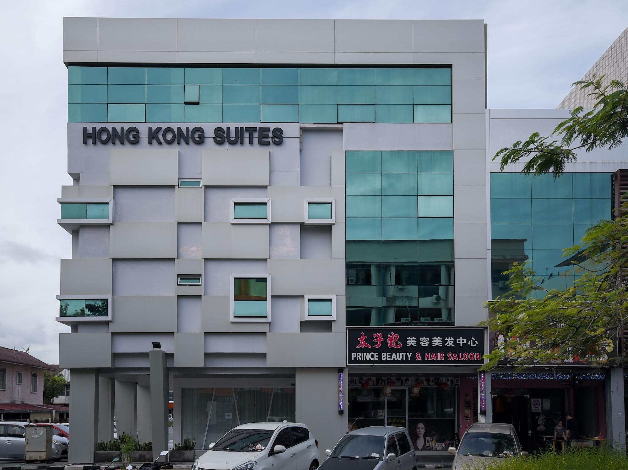 OYO 977 Hong Kong Suites, Miri