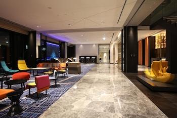OSAKA EXCEL HOTEL TOKYU Lobby Sitting Area