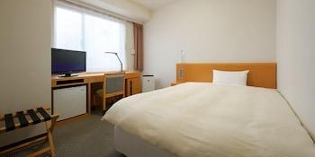 【禁煙】スタンダードシングル 15平米 ベッド幅1400|グランドパークホテル大館