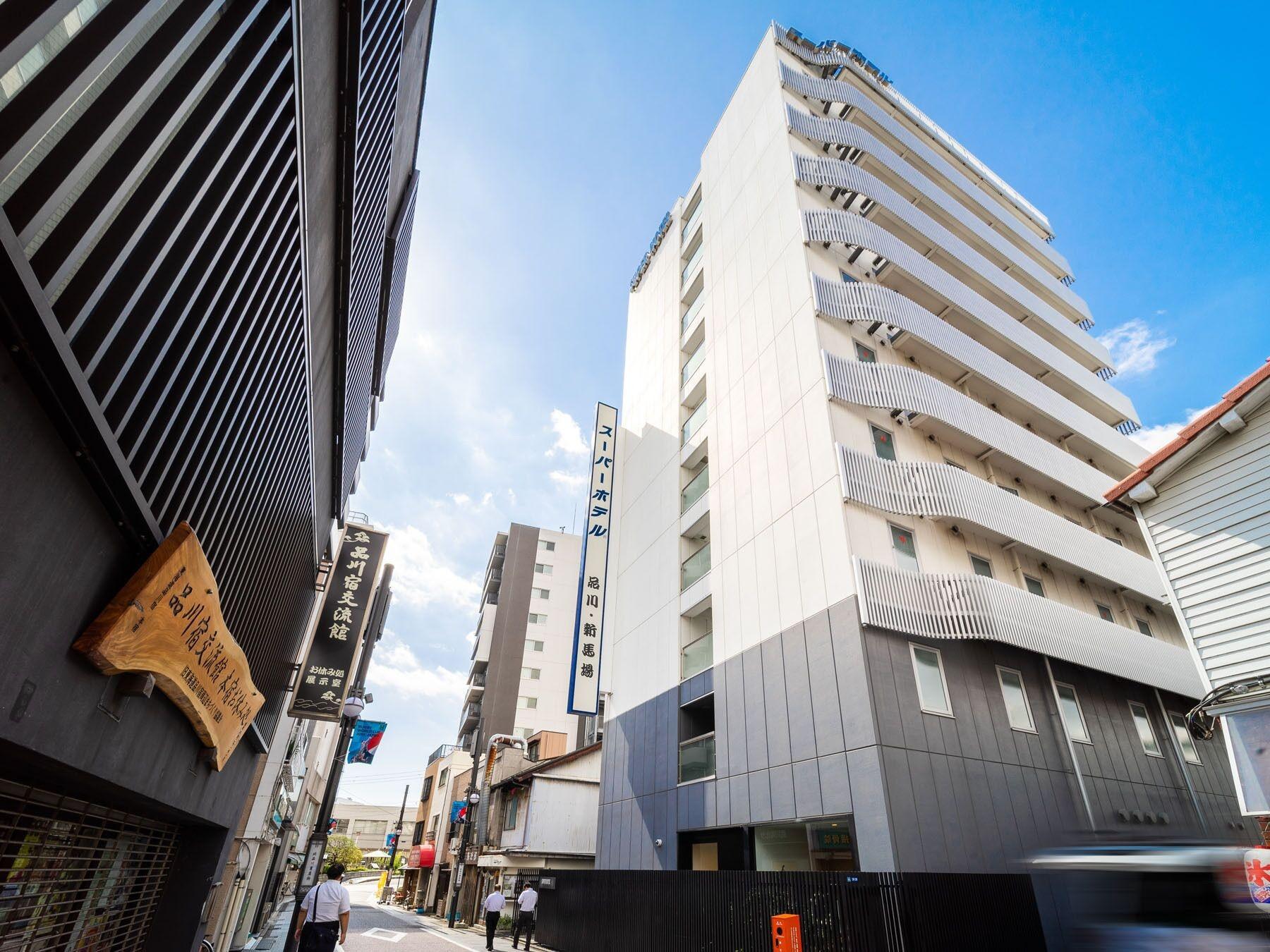 Super Hotel Shinagawa Shinbanba, Shinagawa