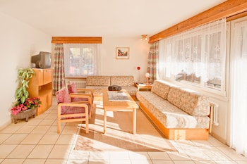 Apartment, 2 Bedrooms (Nr. 808, Cleaning CHF 100,00)